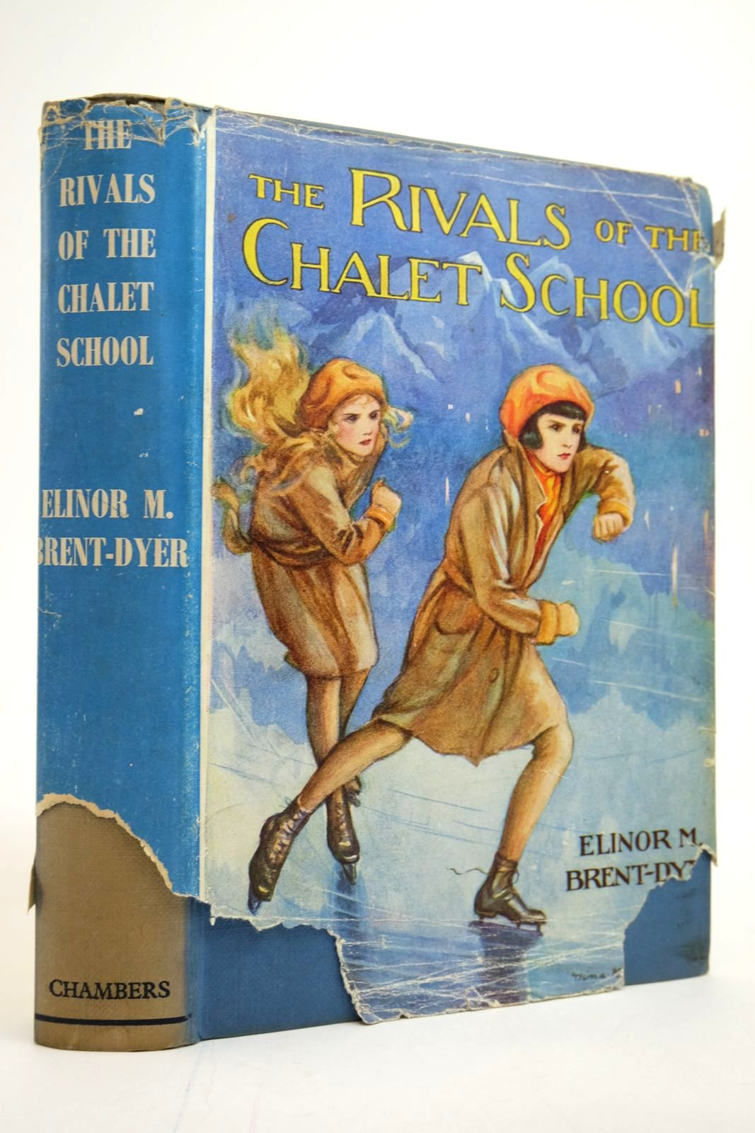 Photo of THE RIVALS OF THE CHALET SCHOOL- Stock Number: 2135242