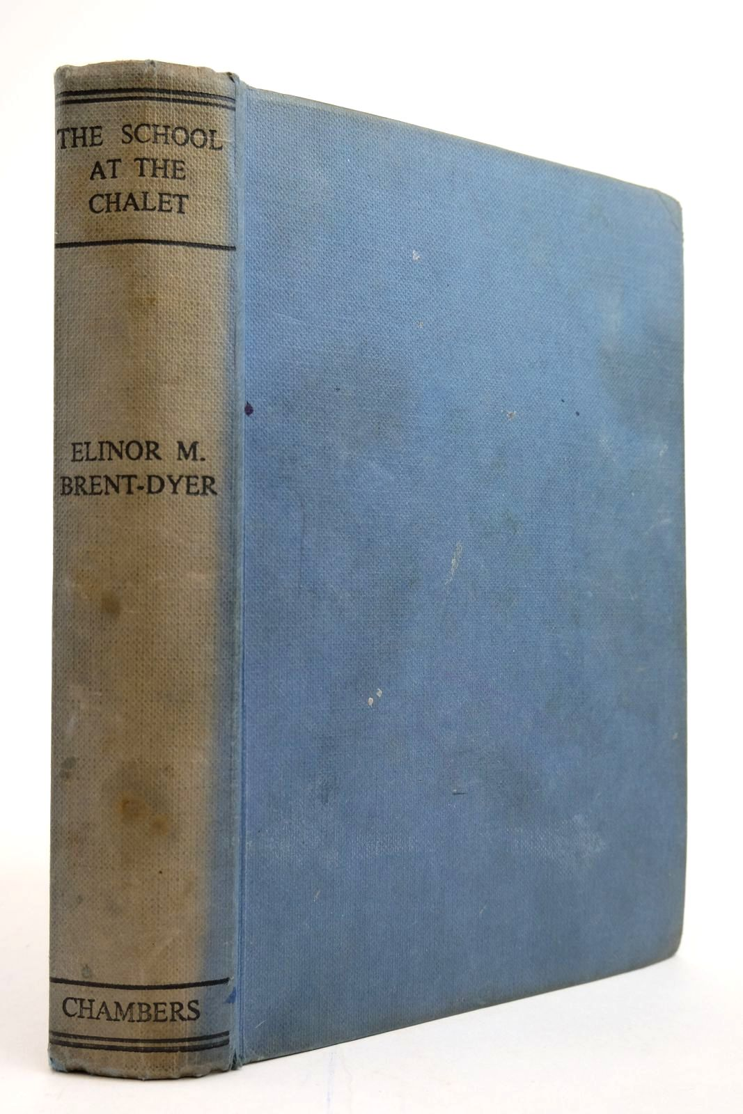 Photo of THE SCHOOL AT THE CHALET written by Brent-Dyer, Elinor M. published by W. & R. Chambers (STOCK CODE: 2135247)  for sale by Stella & Rose's Books