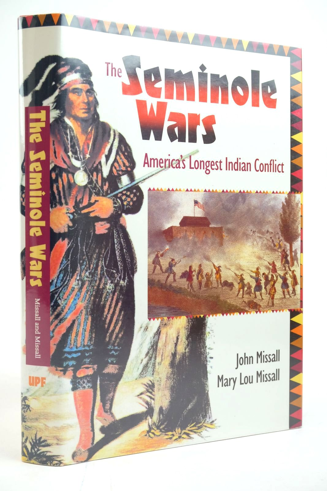 Photo of THE SEMINOLE WARS: AMERICA'S LONGEST INDIAN CONFLICT- Stock Number: 2135256