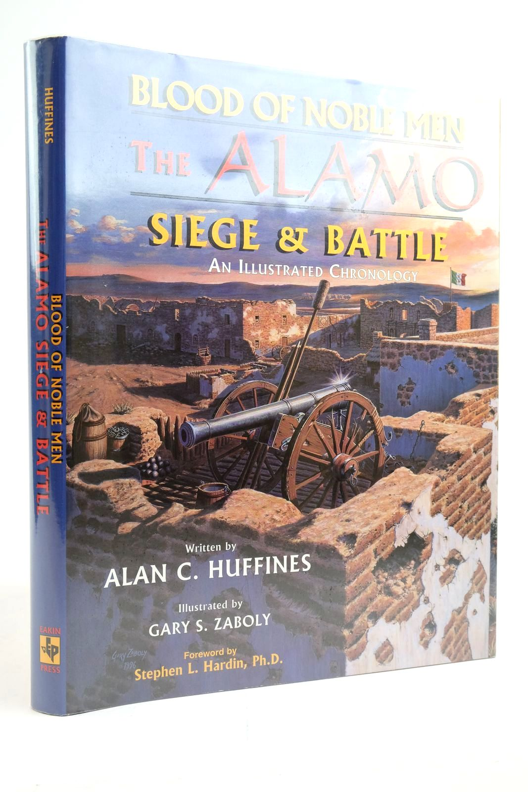 Photo of BLOOD OF NOBLE MEN: THE ALAMO SIEGE & BATTLE- Stock Number: 2135264