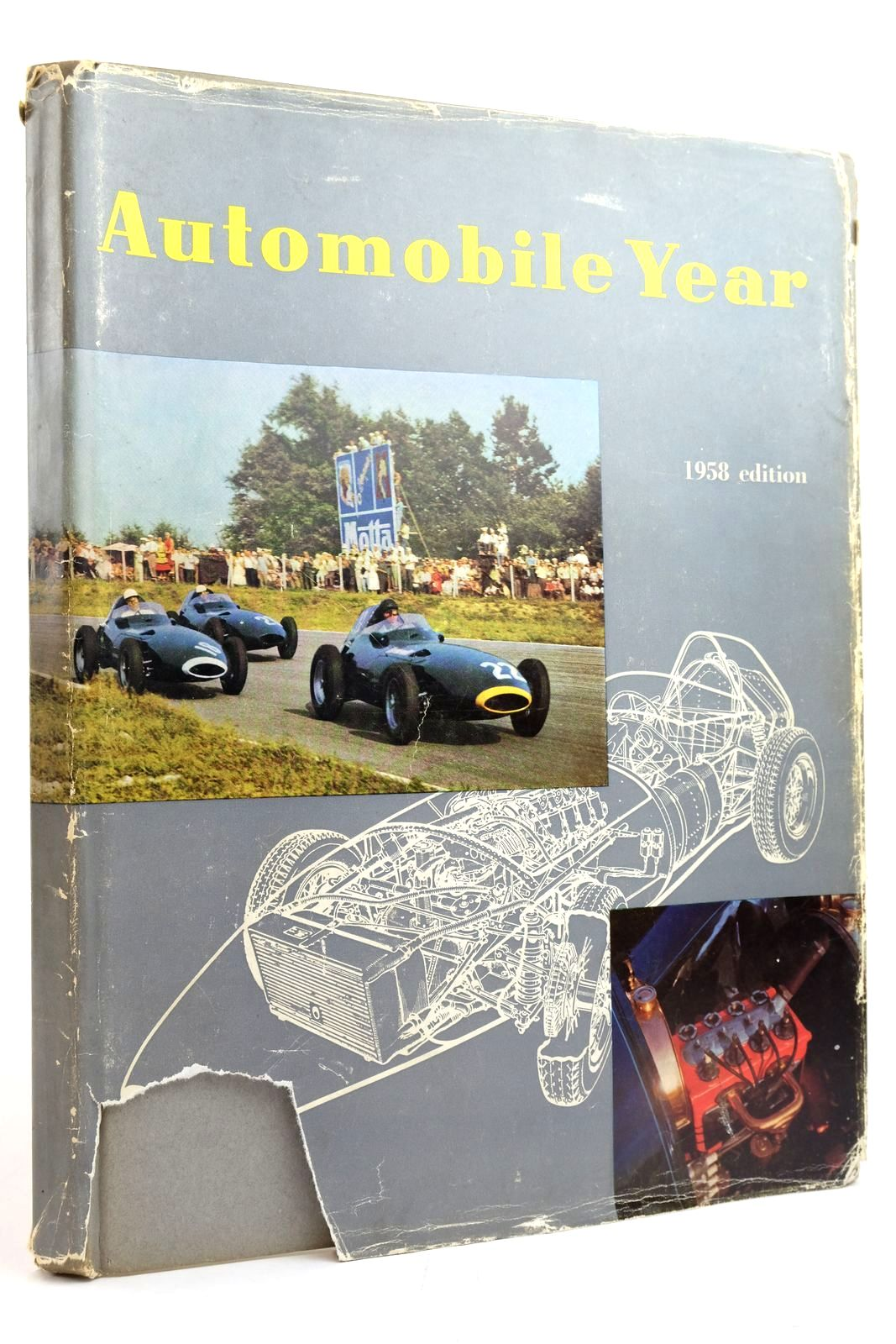 Photo of AUTOMOBILE YEAR No. 5- Stock Number: 2135270