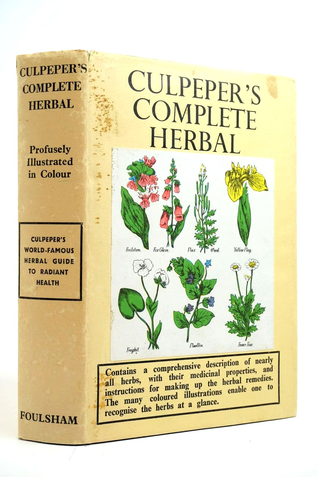 Photo of CULPEPER'S COMPLETE HERBAL- Stock Number: 2135278