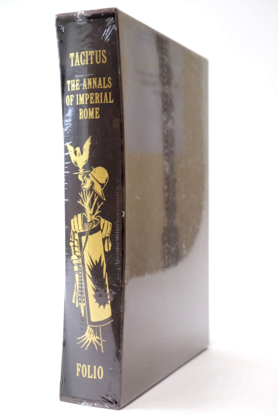 Photo of TACITUS THE ANNALS OF IMPERIAL ROME written by Grant, Michael Rabb, Theodore K. Tacitus, Cornelius published by Folio Society (STOCK CODE: 2135284)  for sale by Stella & Rose's Books