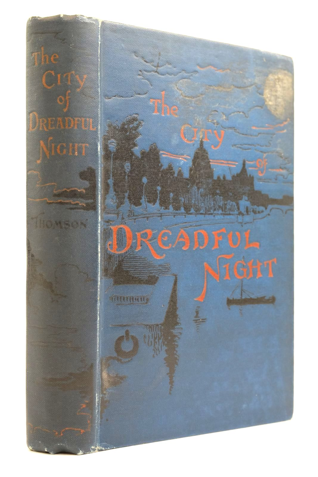 Photo of THE CITY OF DREADFUL NIGHT AND OTHER POEMS written by Thomson, James published by Bertram Dobell (STOCK CODE: 2135288)  for sale by Stella & Rose's Books