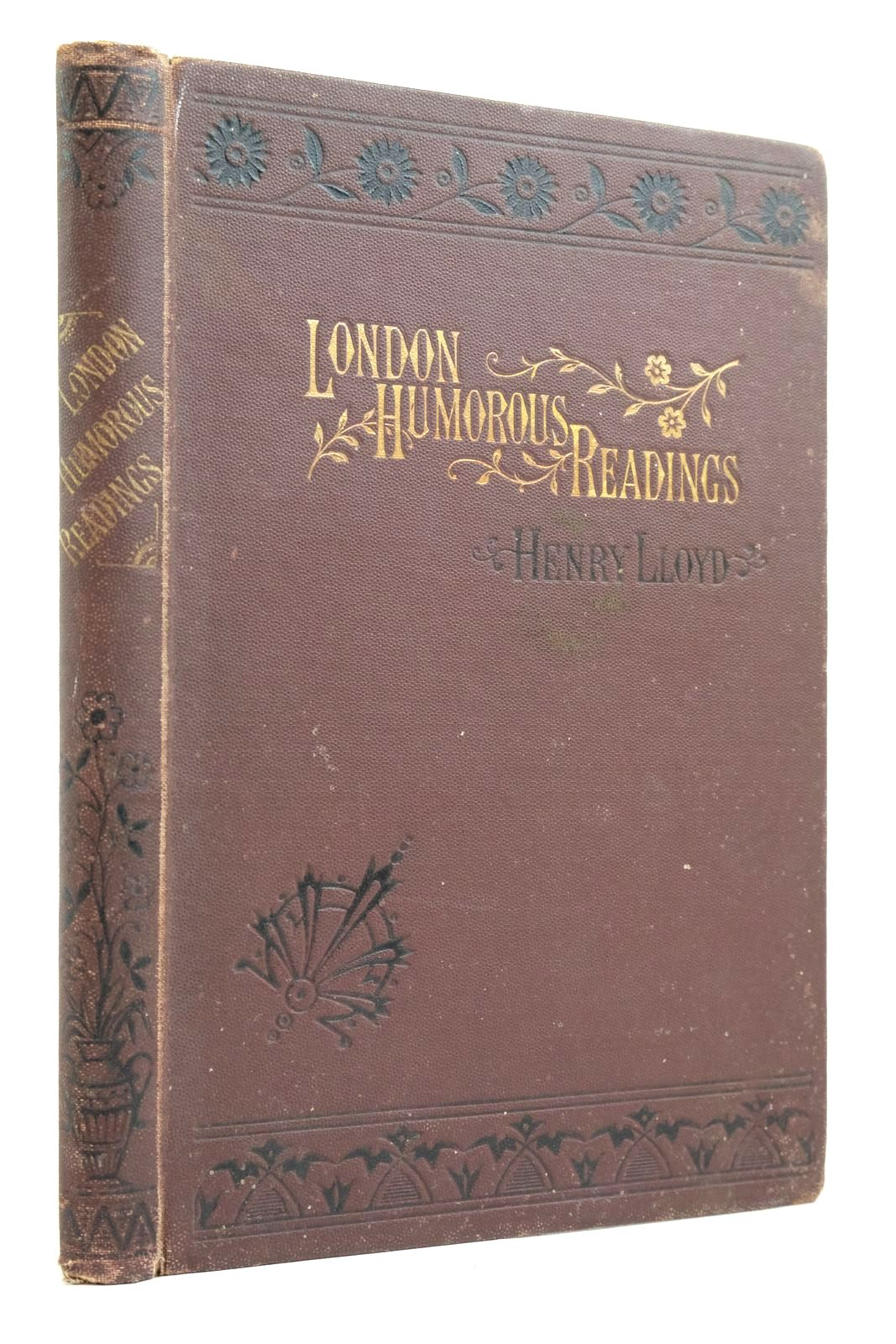 Photo of LONDON HUMOROUS READINGS- Stock Number: 2135290
