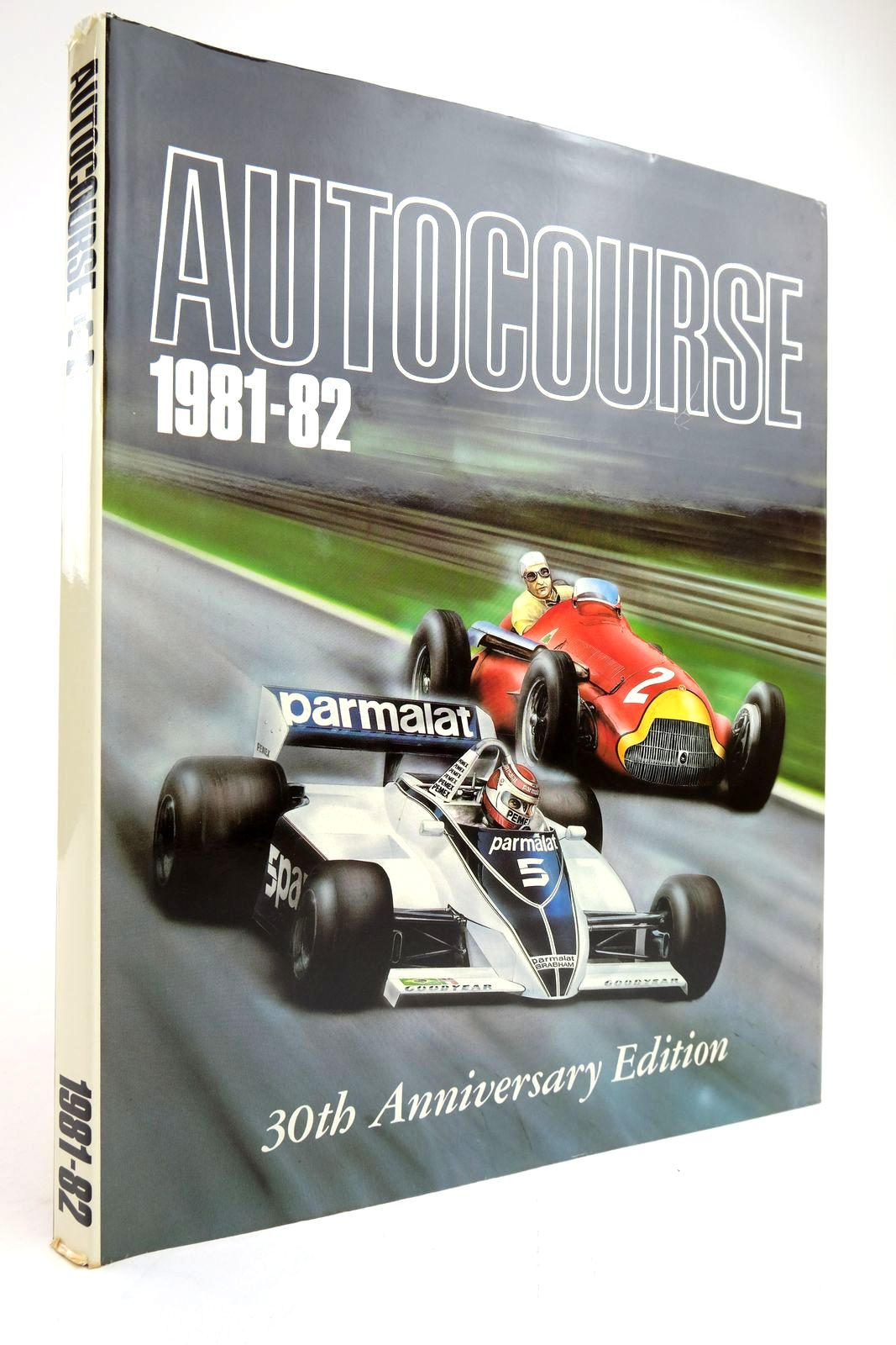 Photo of AUTOCOURSE 1981-82- Stock Number: 2135299