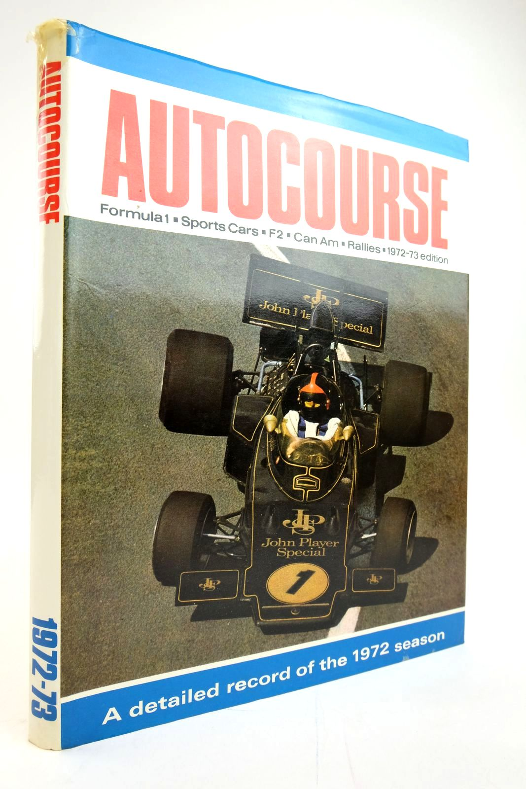 Photo of AUTOCOURSE 1972-73 written by Kettlewell, Mike published by Haymarket Publishing Limited (STOCK CODE: 2135301)  for sale by Stella & Rose's Books