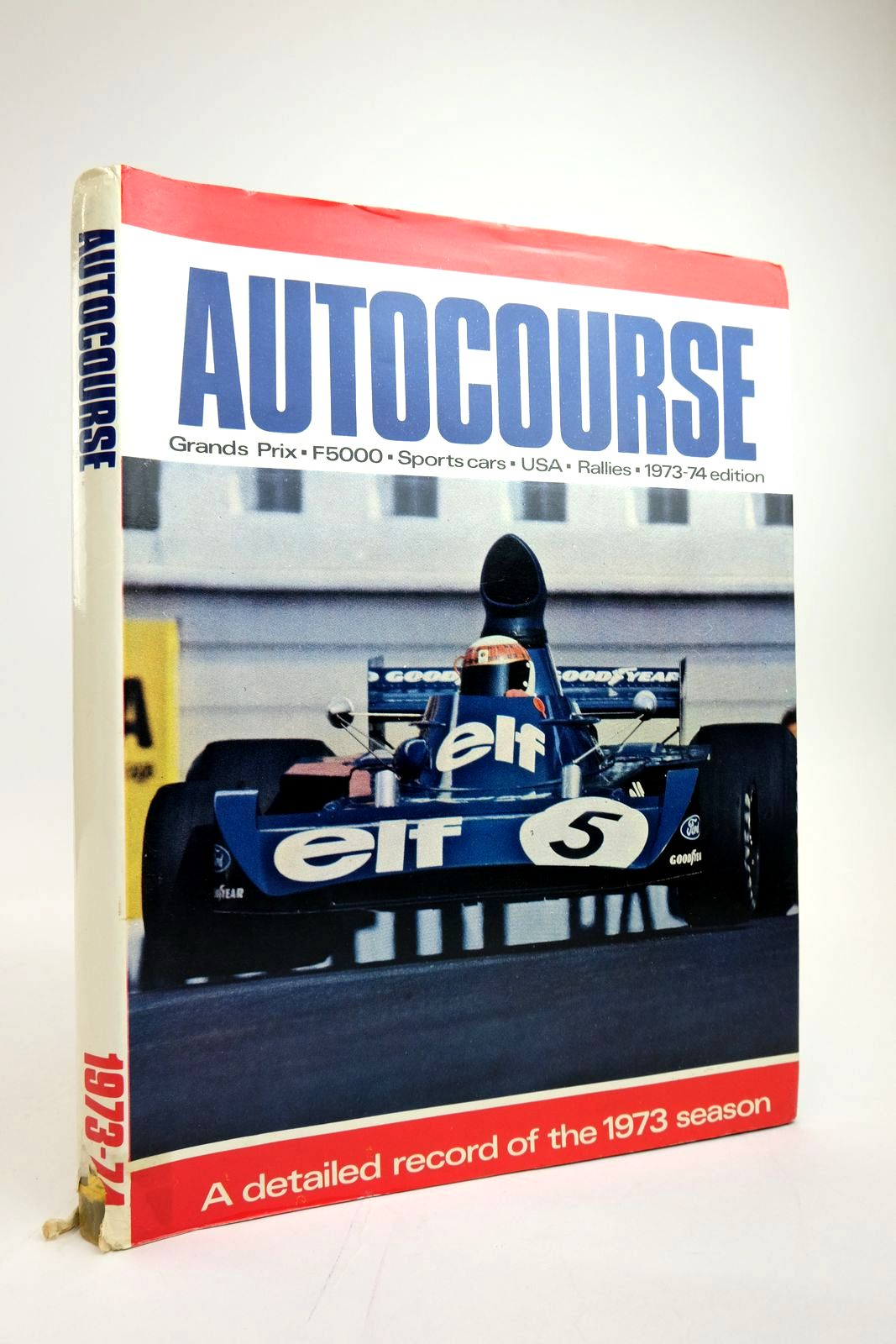 Photo of AUTOCOURSE 1973-74 written by Kettlewell, Mike published by Haymarket Publishing Limited (STOCK CODE: 2135302)  for sale by Stella & Rose's Books