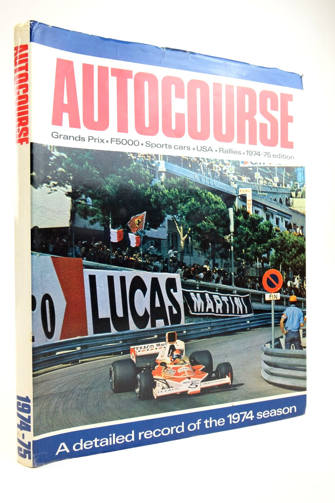 Photo of AUTOCOURSE 1974-75- Stock Number: 2135303