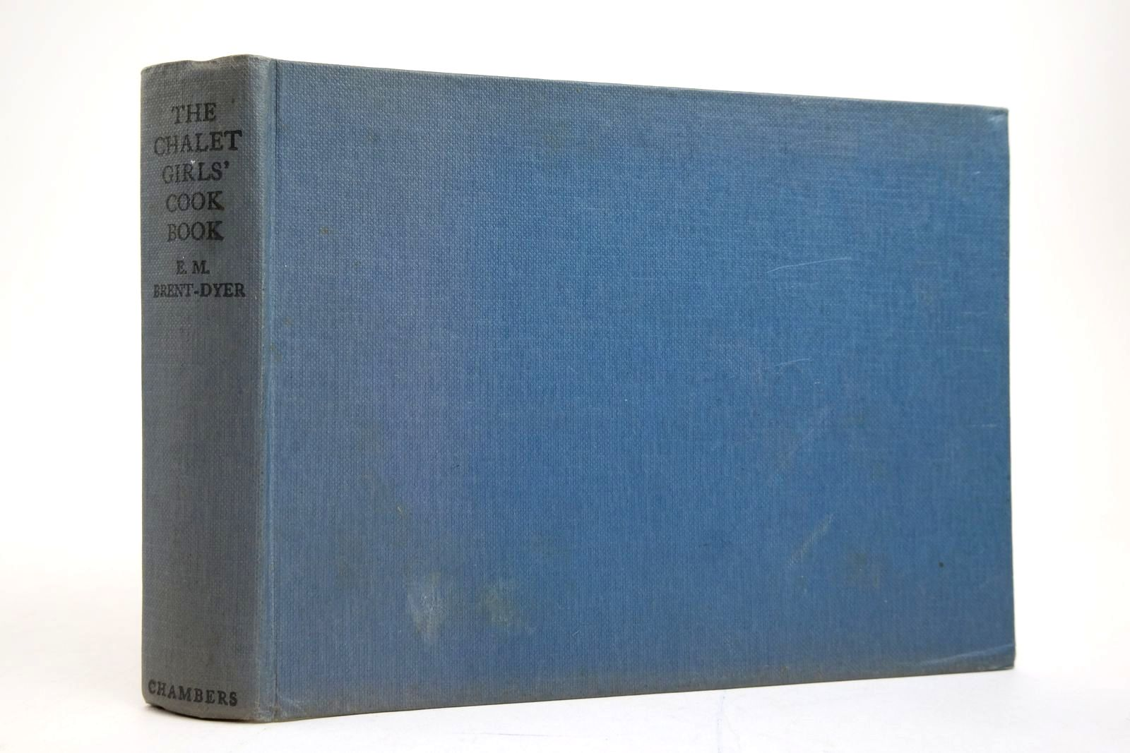 Photo of THE CHALET GIRLS' COOK BOOK- Stock Number: 2135309