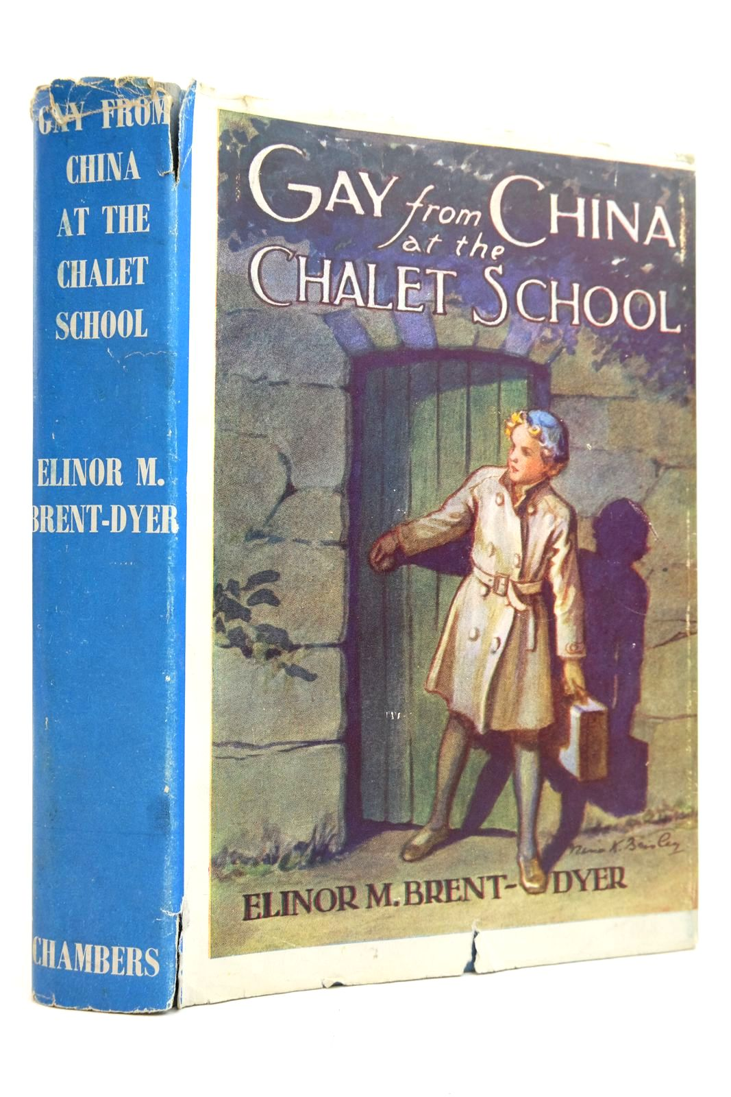 Photo of GAY FROM CHINA AT THE CHALET SCHOOL- Stock Number: 2135310