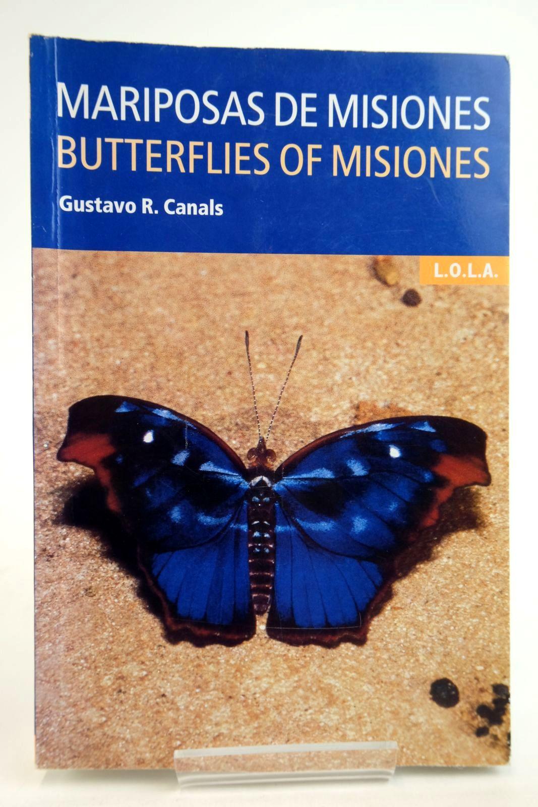 Photo of BUTTERFLIES OF MISIONES / MARIPOSAS DE MISIONES- Stock Number: 2135320