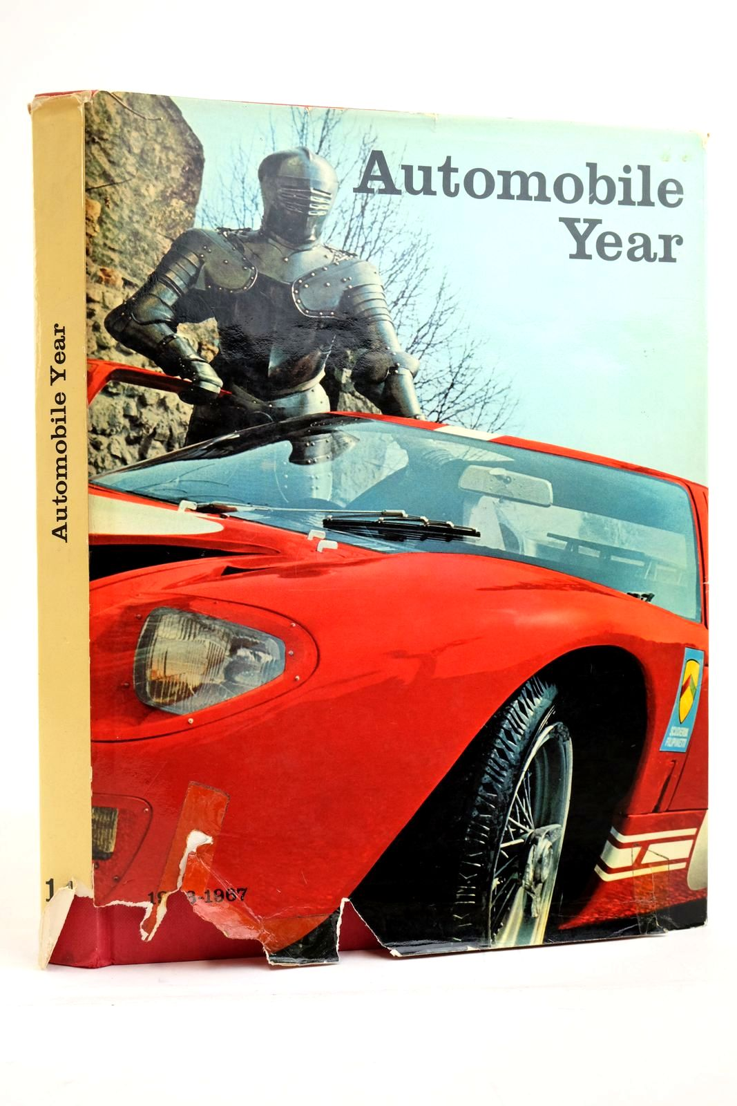 Photo of AUTOMOBILE YEAR No. 14 1966-1967- Stock Number: 2135334