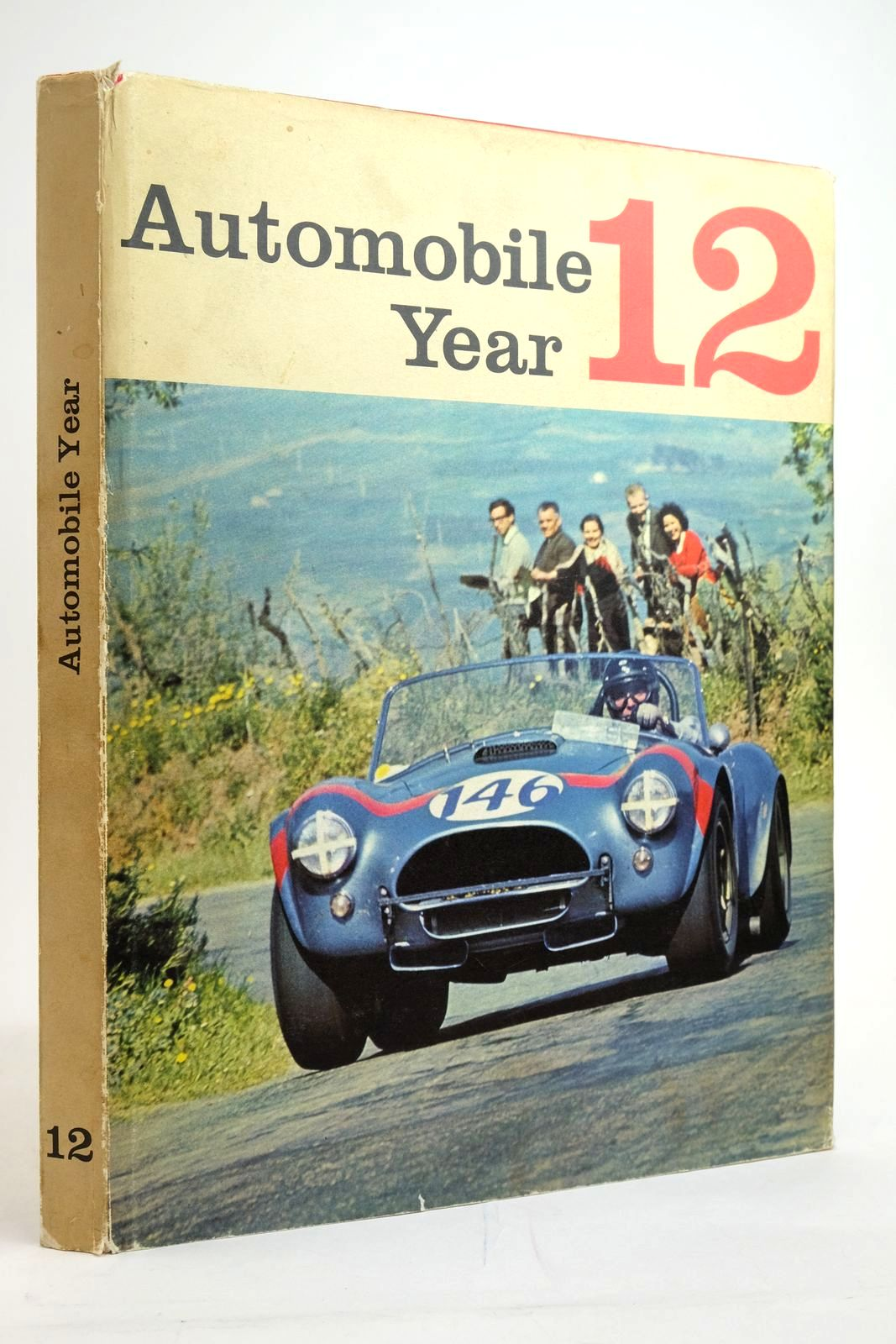 Photo of AUTOMOBILE YEAR No. 12 1964-1965- Stock Number: 2135336
