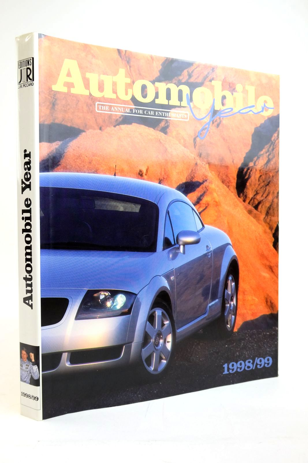 Photo of AUTOMOBILE YEAR NO. 46 1998-99- Stock Number: 2135339