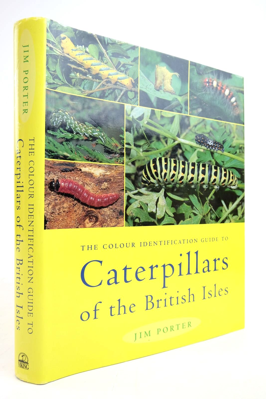 Photo of THE COLOUR IDENTIFICATION GUIDE TO CATERPILLARS OF THE BRITISH ISLES- Stock Number: 2135356