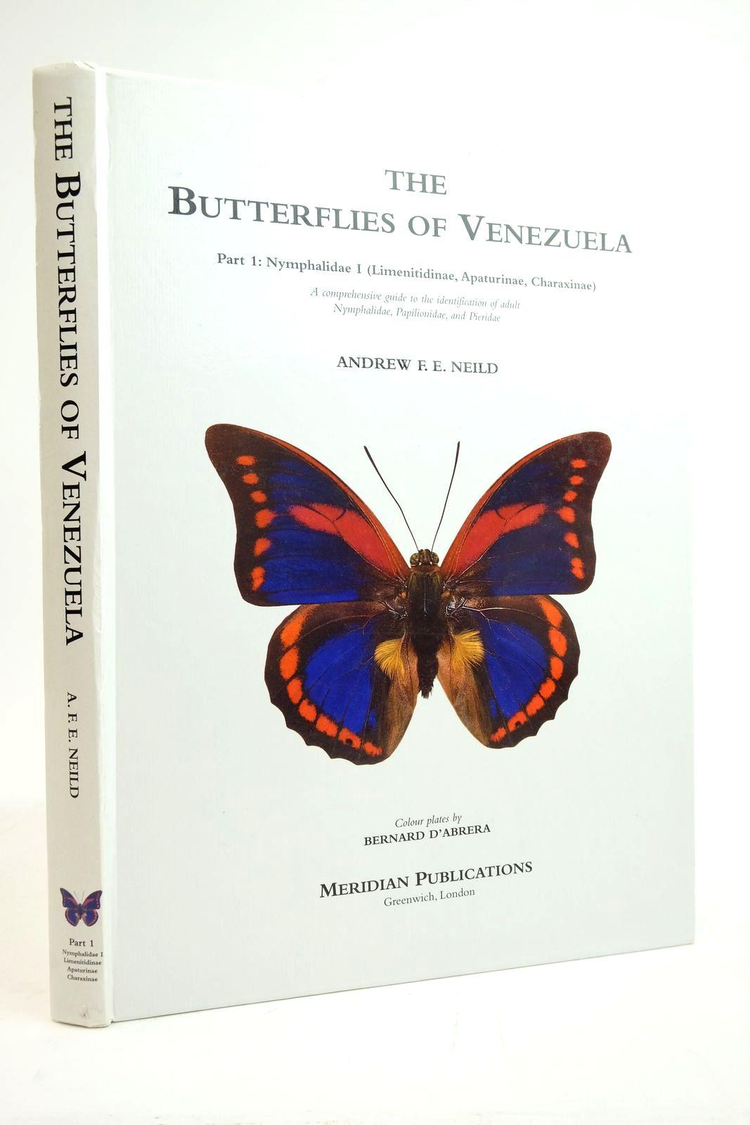 Photo of THE BUTTERFLIES OF VENEZUELA: PART 1- Stock Number: 2135365