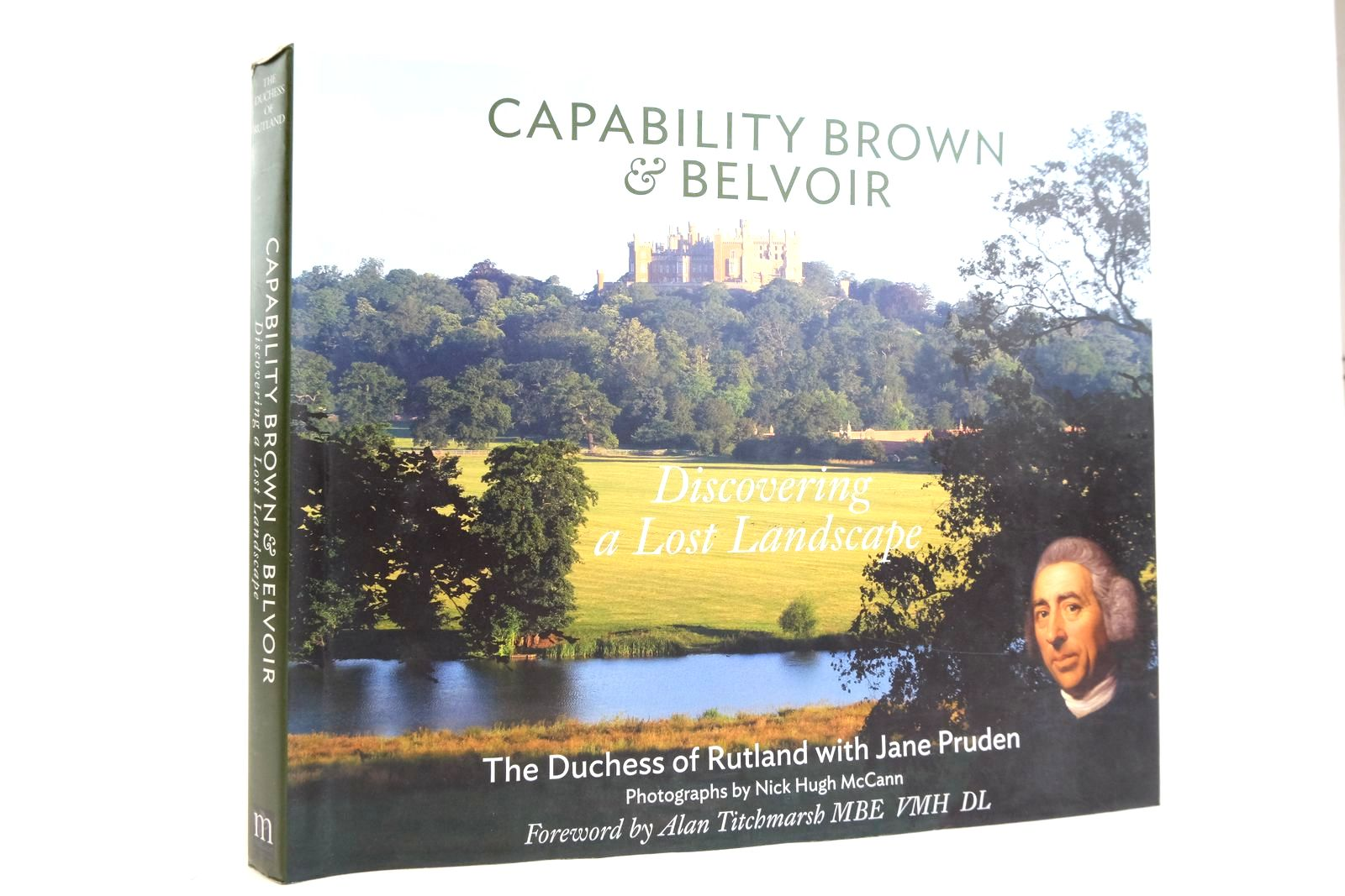 Photo of CAPABILITY BROWN & BELVOIR: DISCOVERING A LOST LANDSCAPE written by Duchess Of Rutland, Pruden, Jane Titchmarsh, Alan published by Nick McCann Associates Ltd (STOCK CODE: 2135368)  for sale by Stella & Rose's Books