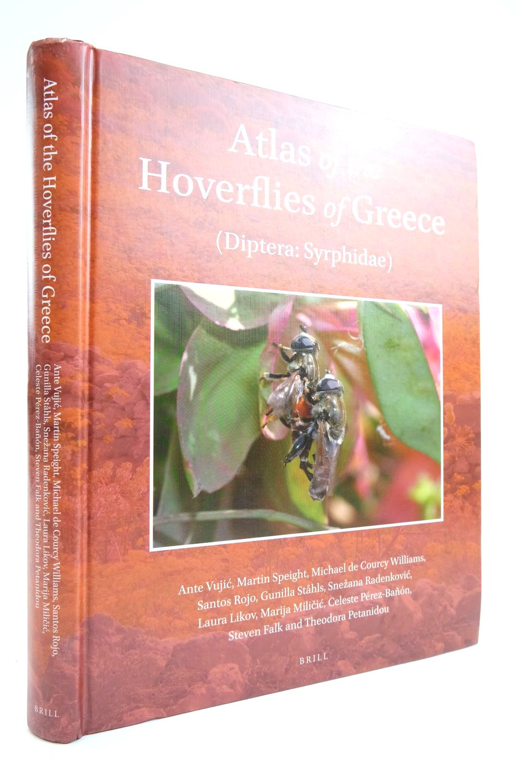 Photo of ATLAS OF THE HOVERFLIES OF GREECE (DIPTERA: SYRPHIDAE)- Stock Number: 2135371