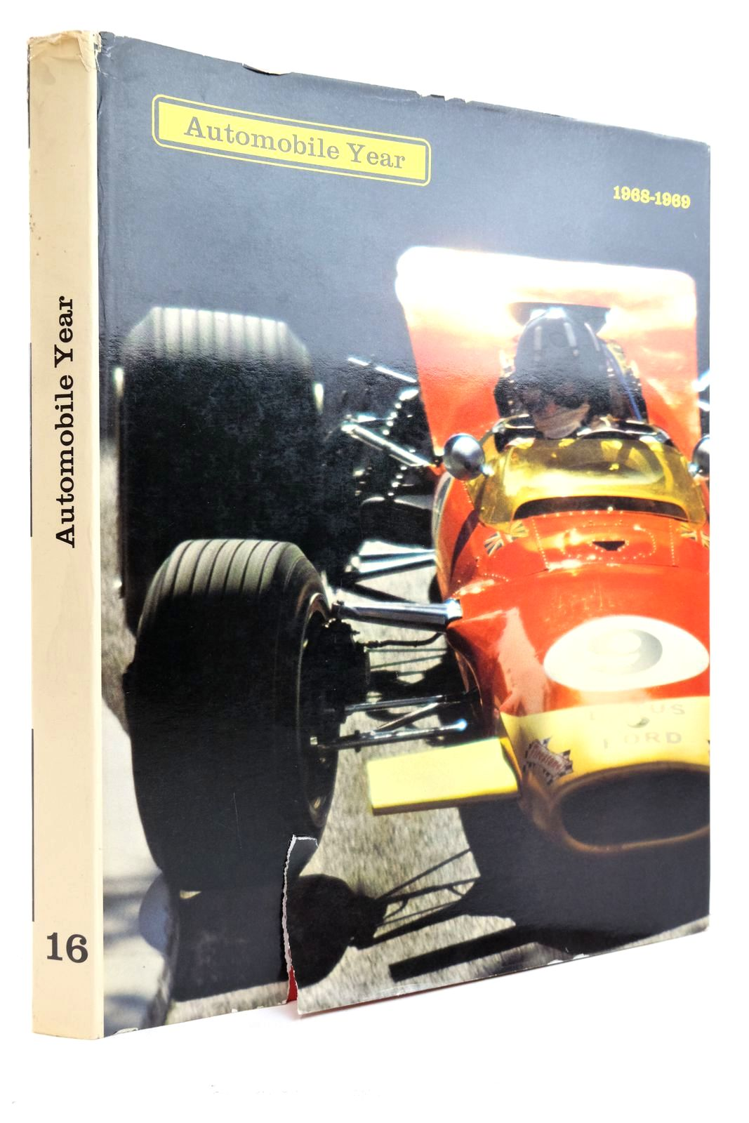 Photo of AUTOMOBILE YEAR No. 16 1968-1969- Stock Number: 2135377