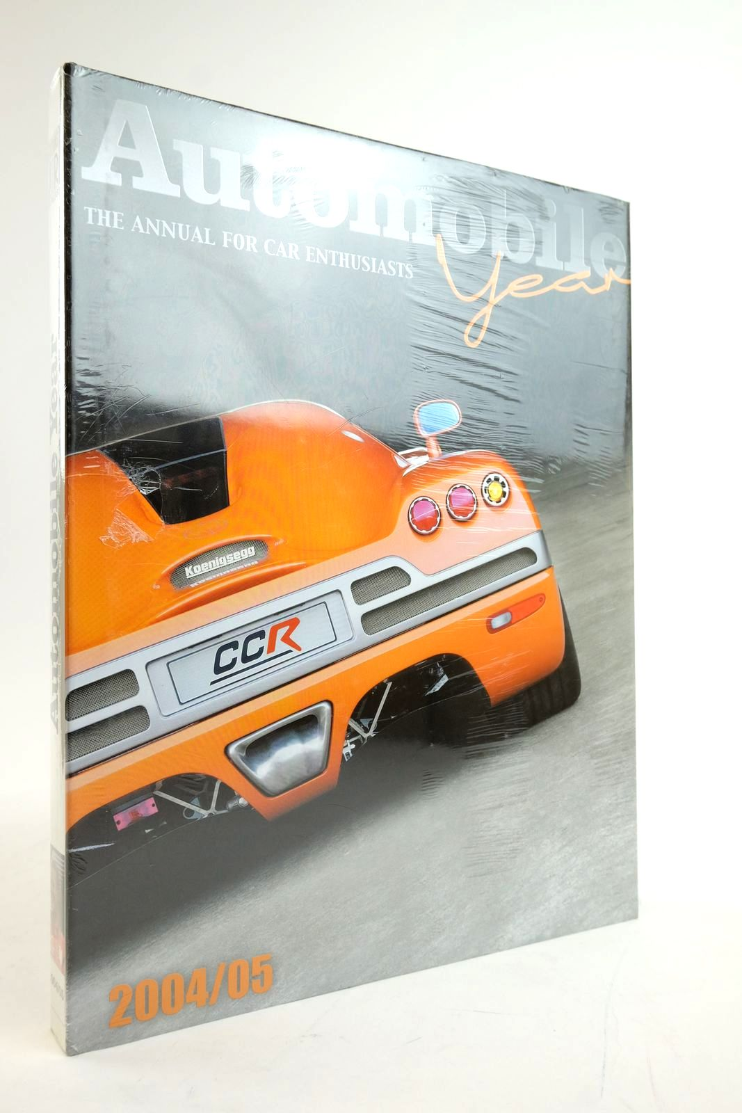 Photo of AUTOMOBILE YEAR NO. 52 2004/2005- Stock Number: 2135378