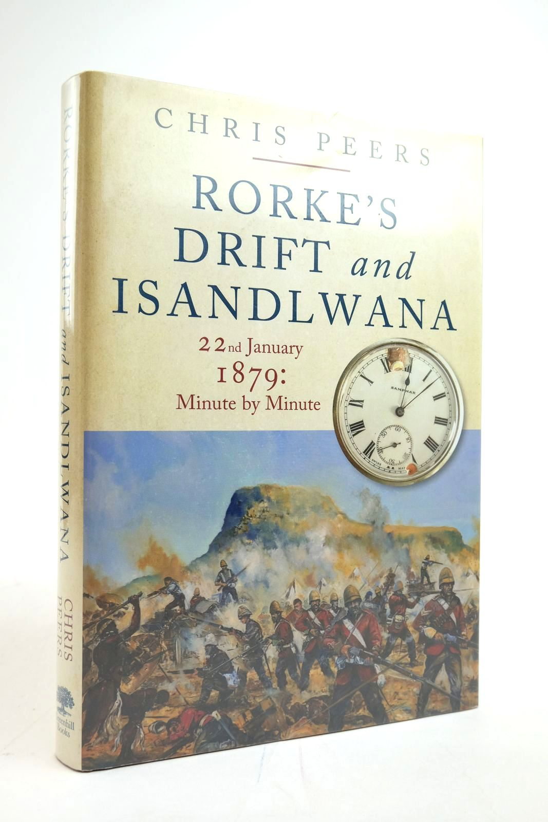 Photo of RORKE'S DRIFT AND ISANDLWANA 22ND JANUARY 1879: MINUTE BY MINUTE- Stock Number: 2135380