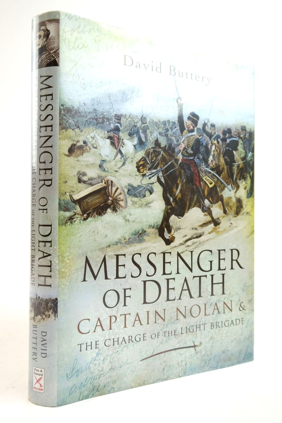 Photo of MESSENGER OF DEATH CAPTAIN NOLAN AND THE CHARGE OF THE LIGHT BRIGADE- Stock Number: 2135384