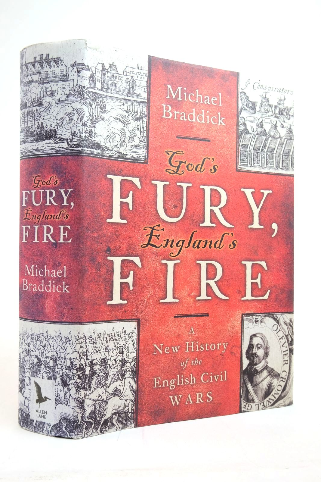 Photo of GOD'S FURY, ENGLAND'S FIRE: A NEW HISTORY OF THE ENGLISH CIVIL WARS- Stock Number: 2135385