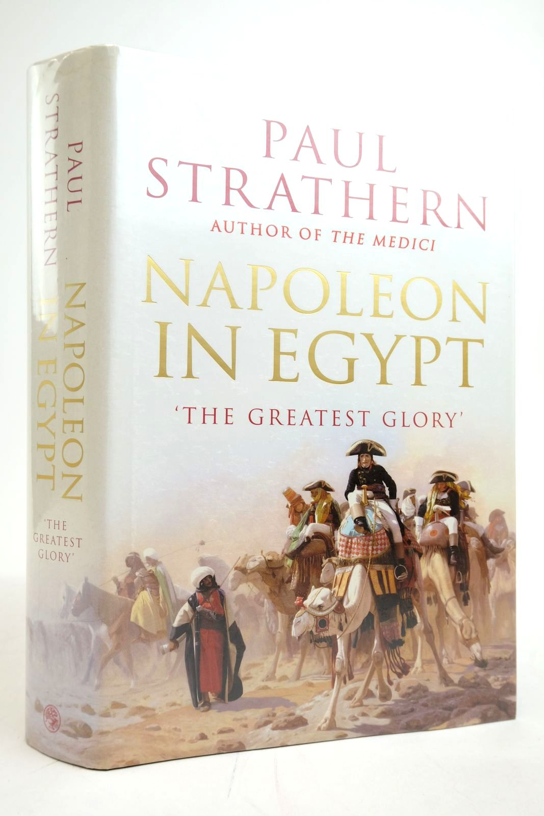 Photo of NAPOLEON IN EGYPT: THE GREATEST GLORY- Stock Number: 2135390