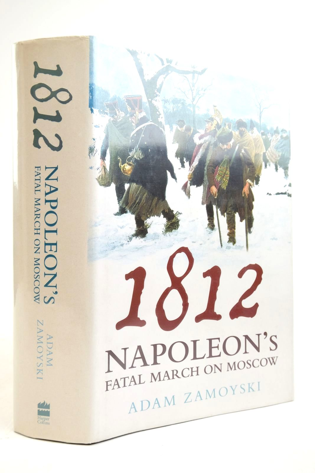 Photo of 1812 NAPOLEON'S FATAL MARCH ON MOSCOW- Stock Number: 2135396