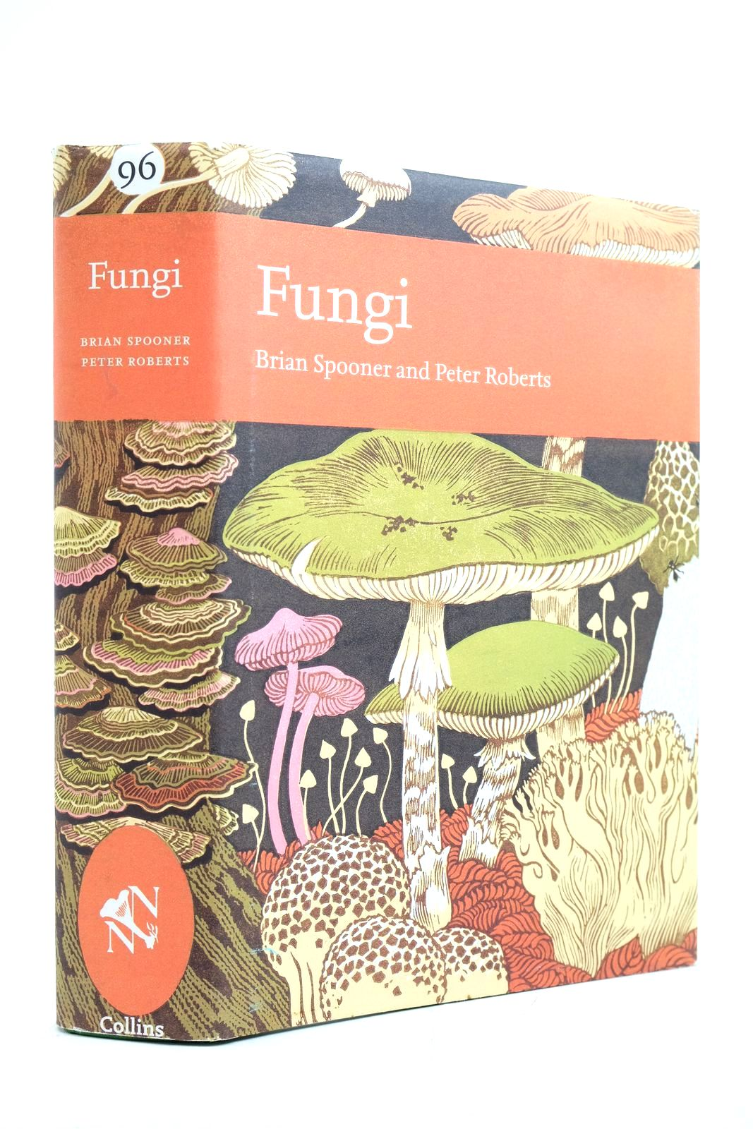 Photo of FUNGI (NN 96) written by Spooner, Brian Roberts, Peter published by Collins (STOCK CODE: 2135402)  for sale by Stella & Rose's Books
