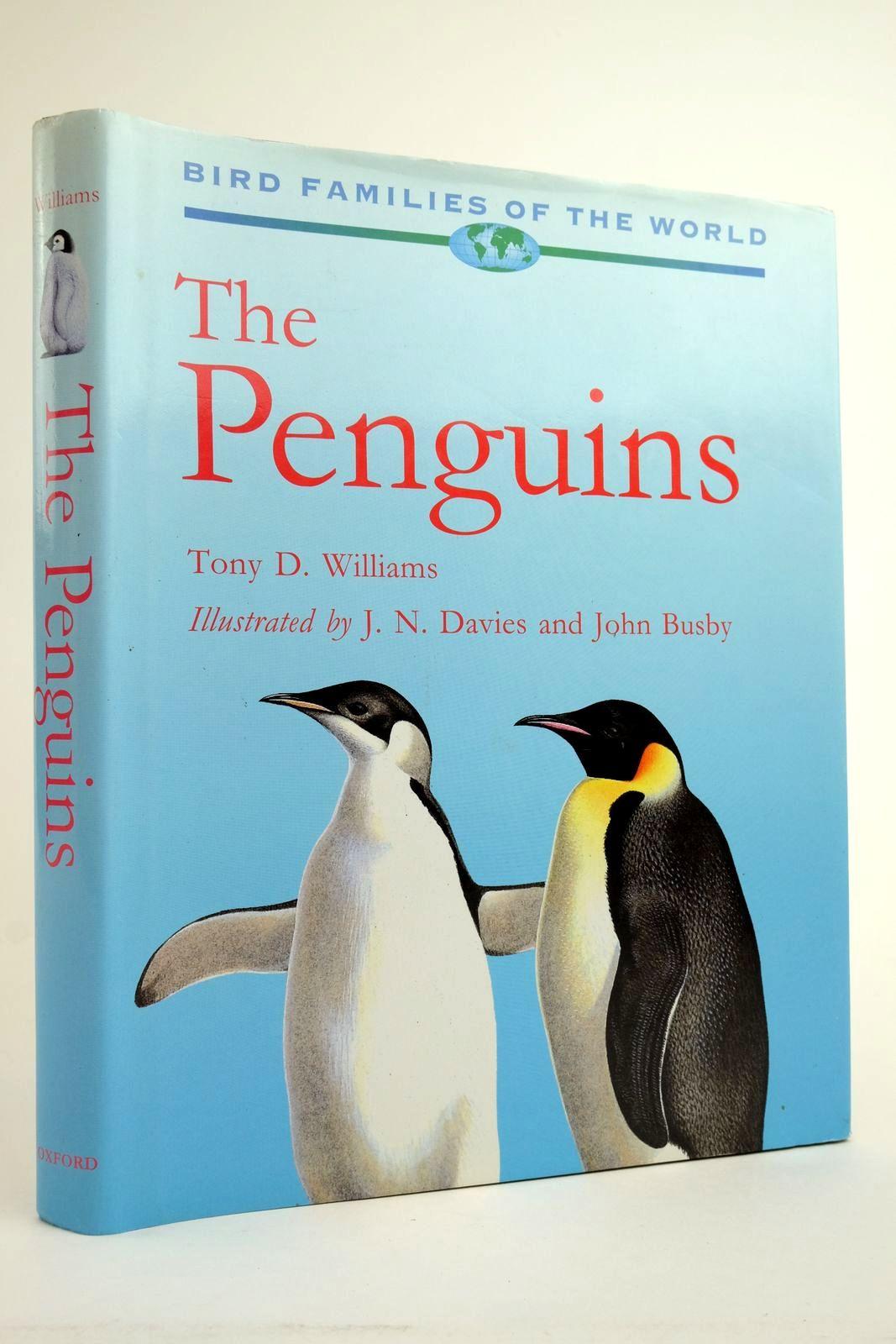 Photo of THE PENGUINS: SPHENISCIDAE (BIRD FAMILIES OF THE WORLD SERIES)- Stock Number: 2135413