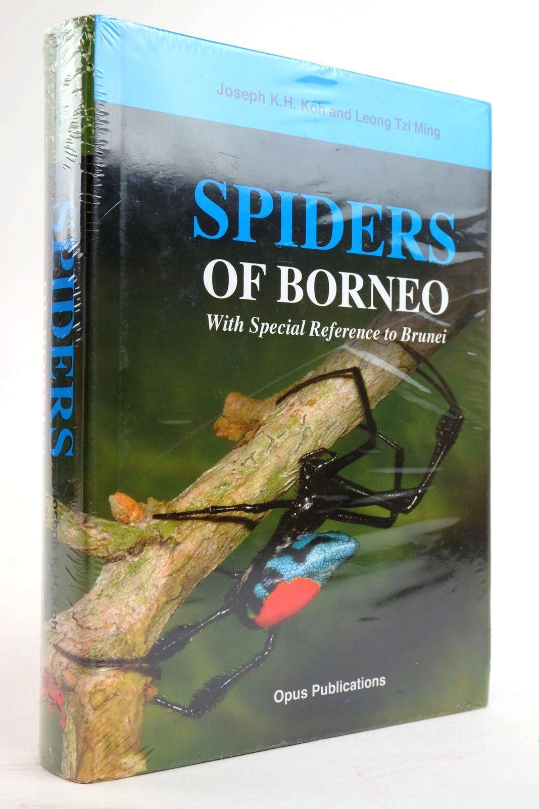 Photo of SPIDERS OF BORNEO: WITH SPECIAL REFERENCE TO BRUNEI- Stock Number: 2135419