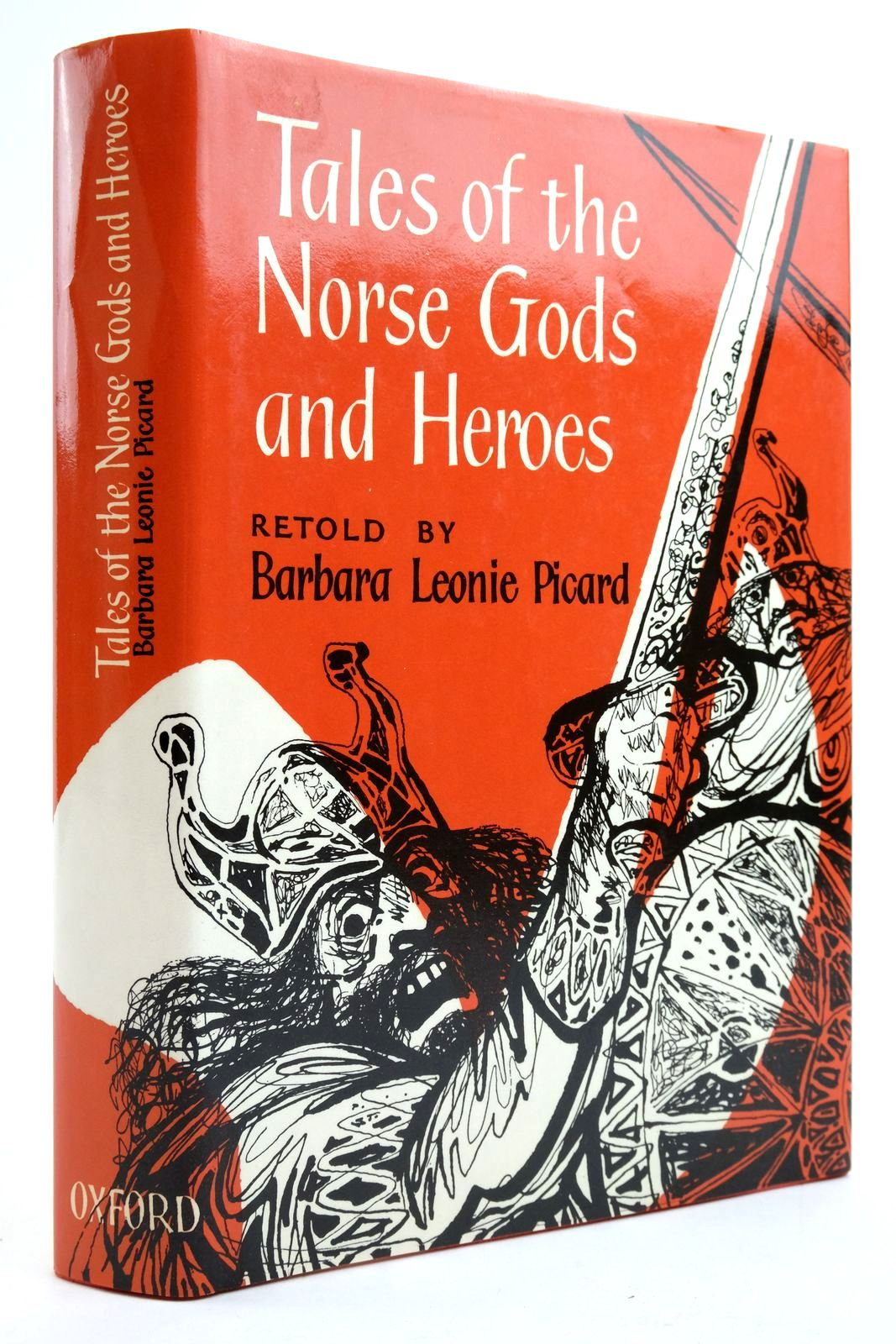Photo of TALES OF THE NORSE GODS AND HEROES- Stock Number: 2135441