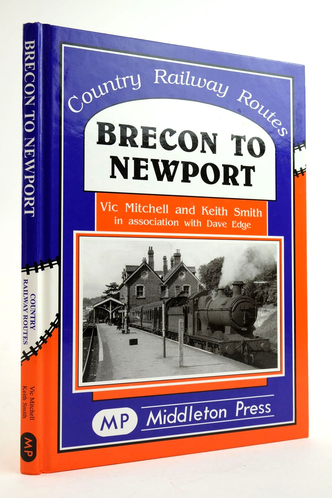 Photo of BRECON TO NEWPORT (COUNTRY RAILWAY ROUTES)- Stock Number: 2135446