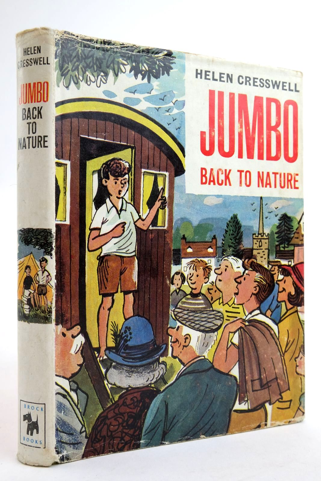 Photo of JUMBO BACK TO NATURE- Stock Number: 2135455