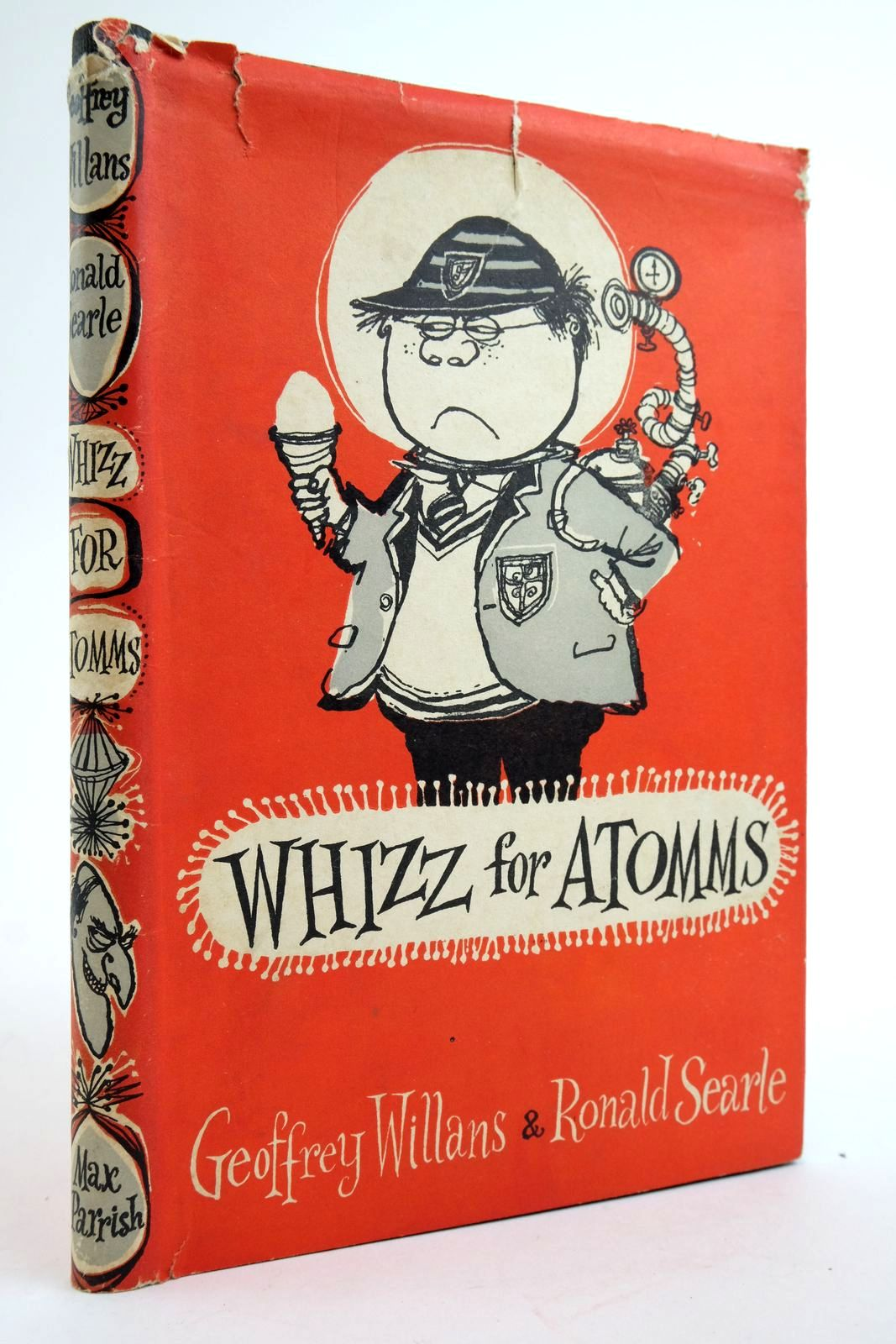 Photo of WHIZZ FOR ATOMMS- Stock Number: 2135456