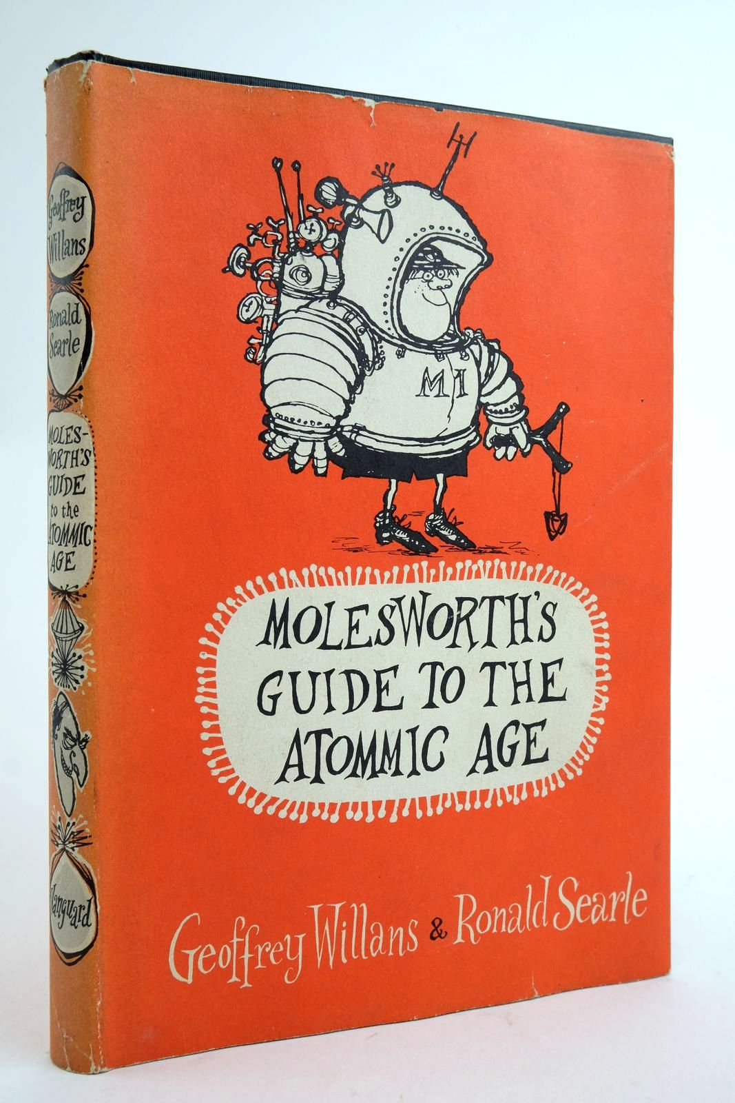 Photo of MOLESWORTH'S GUIDE TO THE ATOMMIC AGE- Stock Number: 2135457