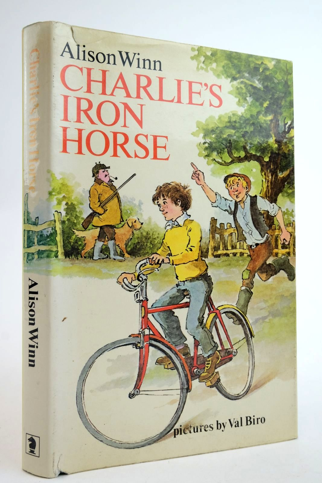 Photo of CHARLIE'S IRON HORSE- Stock Number: 2135459