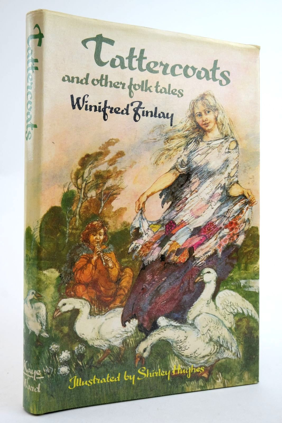 Photo of TATTERCOATS AND OTHER FOLK TALES- Stock Number: 2135460