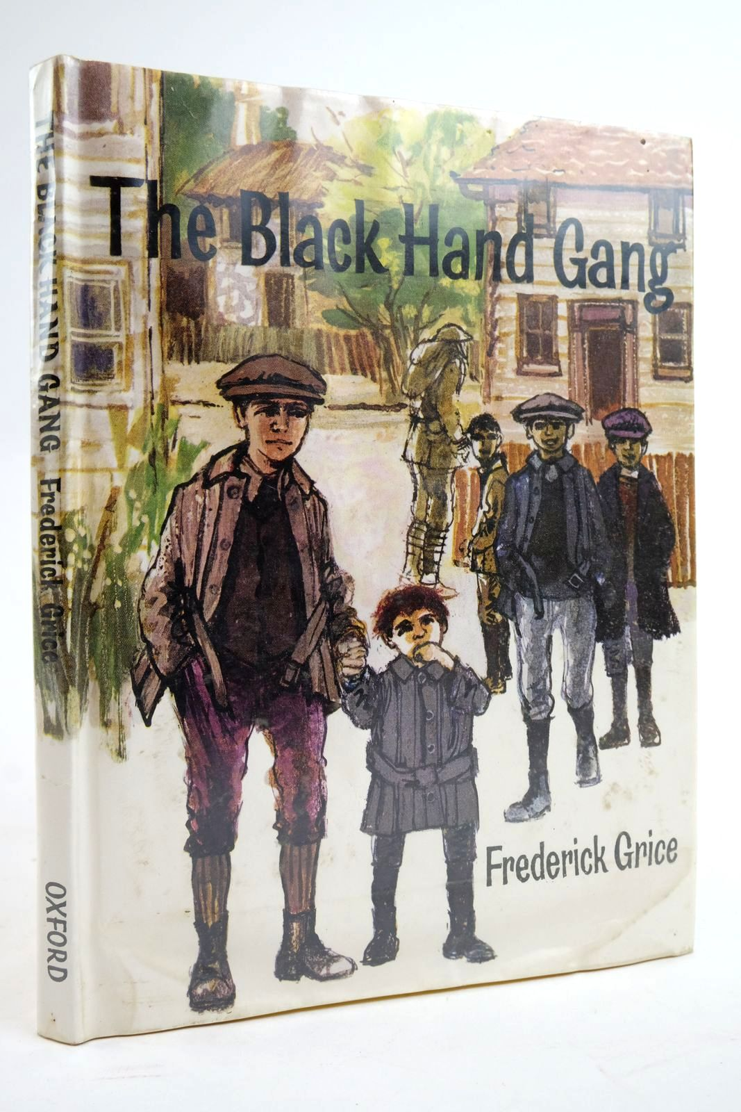 Photo of THE BLACK HAND GANG- Stock Number: 2135465