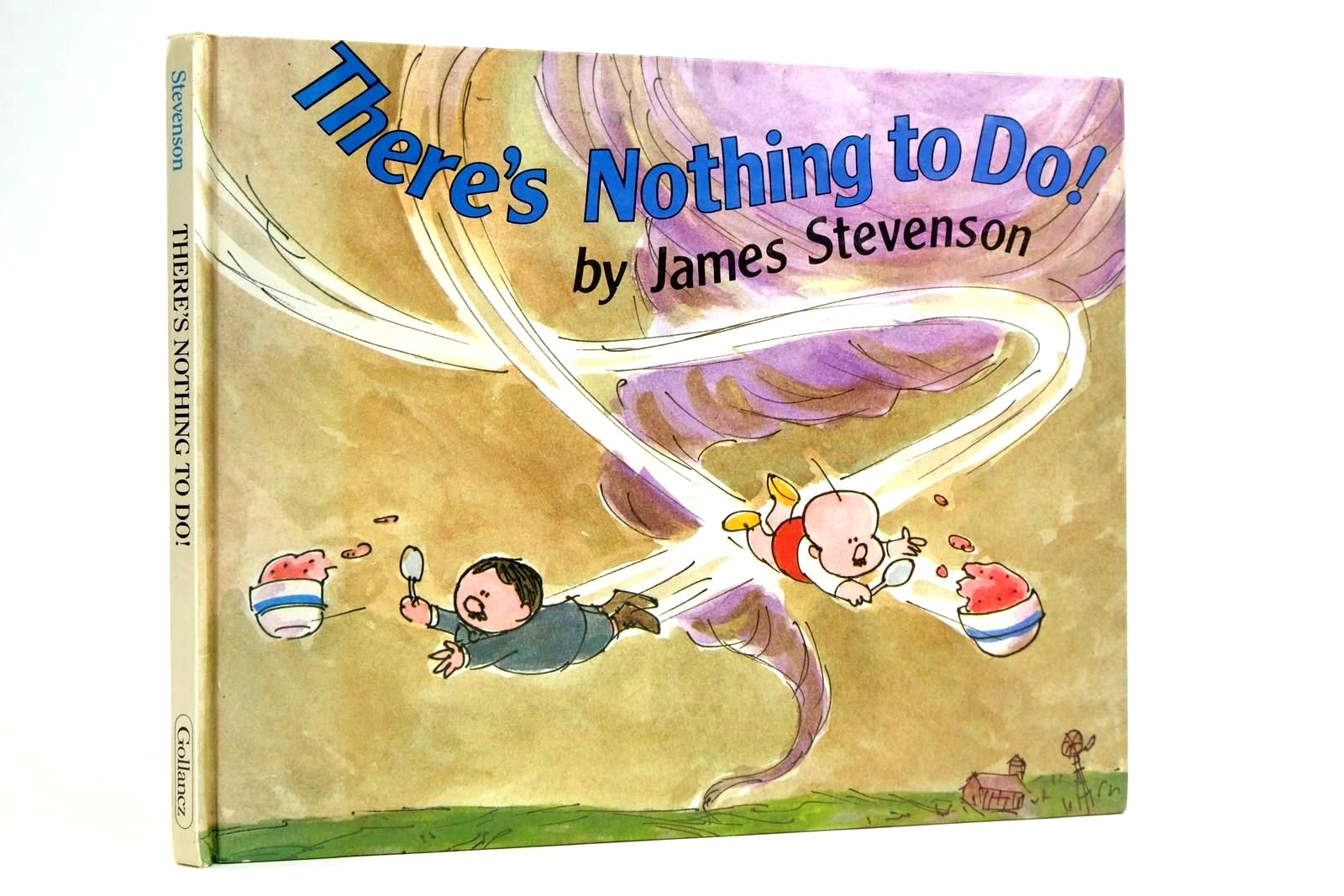Photo of THERE'S NOTHING TO DO!- Stock Number: 2135473