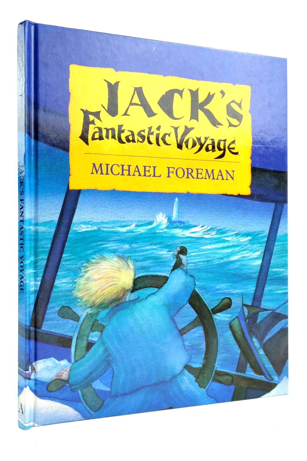 Photo of JACK'S FANTASTIC VOYAGE- Stock Number: 2135474
