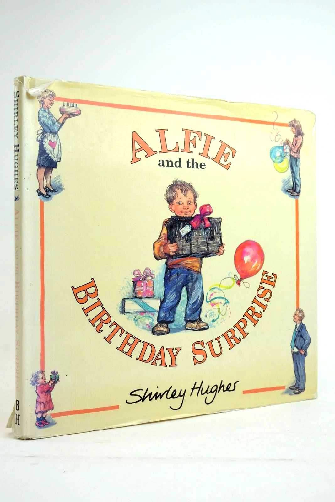 Photo of ALFIE AND THE BIRTHDAY SURPRISE- Stock Number: 2135475