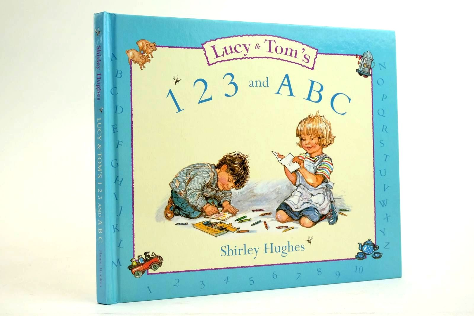 Photo of LUCY & TOM'S 123 AND ABC- Stock Number: 2135481