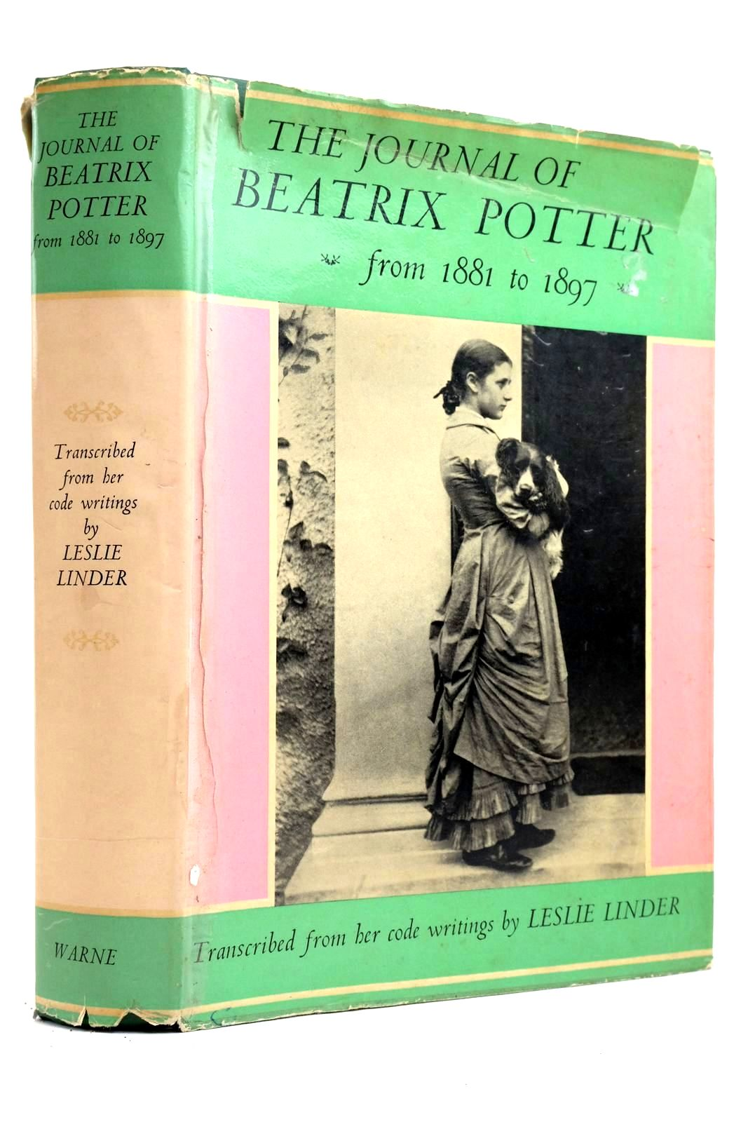 Photo of THE JOURNAL OF BEATRIX POTTER FROM 1881 TO 1897- Stock Number: 2135498