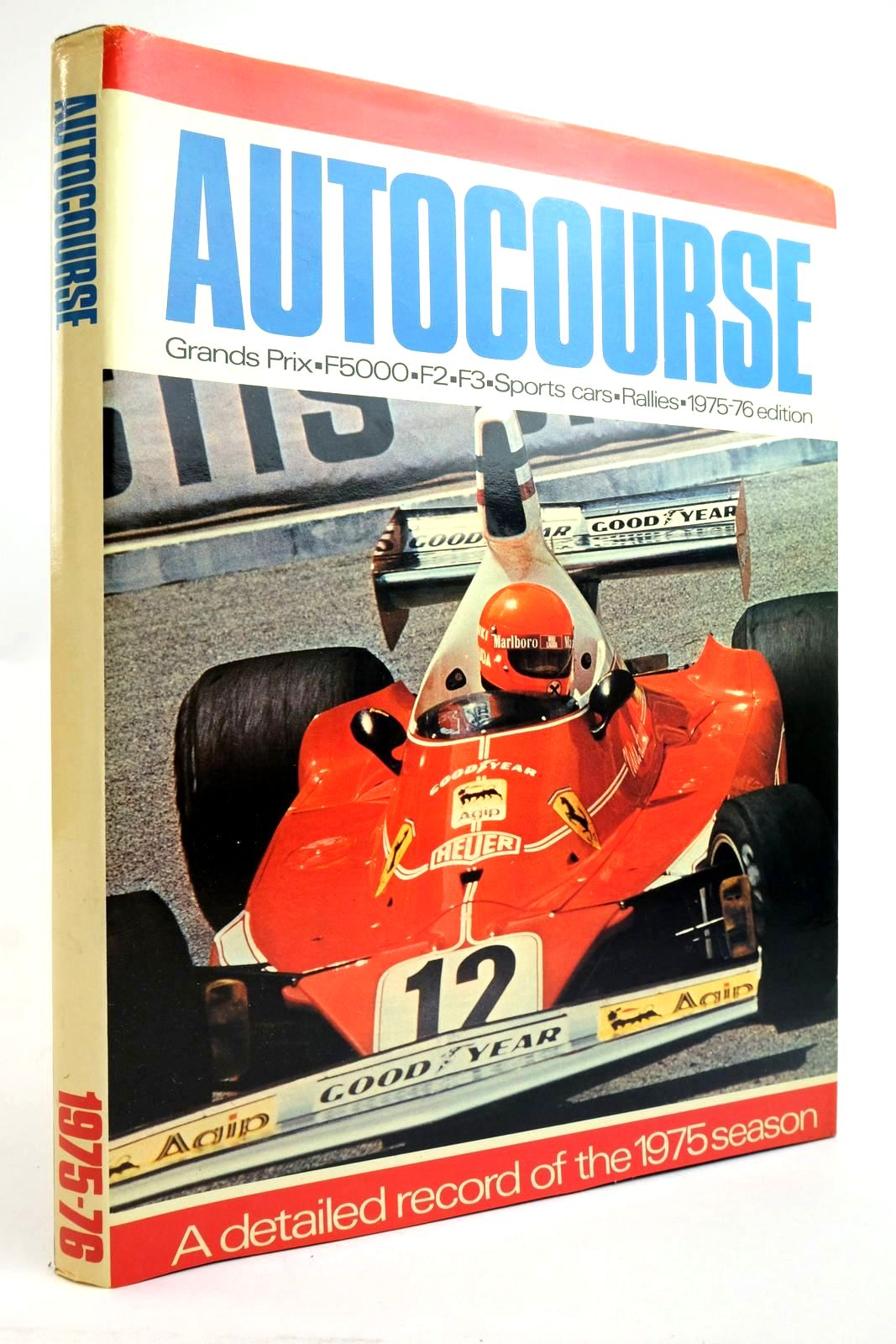 Photo of AUTOCOURSE 1975-76- Stock Number: 2135508