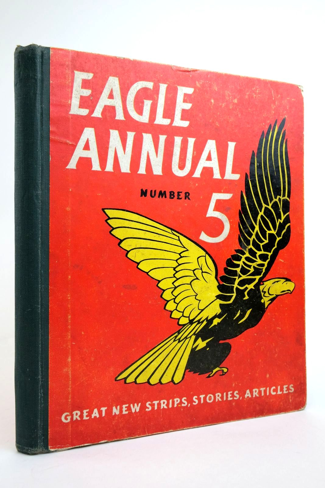 Photo of EAGLE ANNUAL No. 5- Stock Number: 2135520