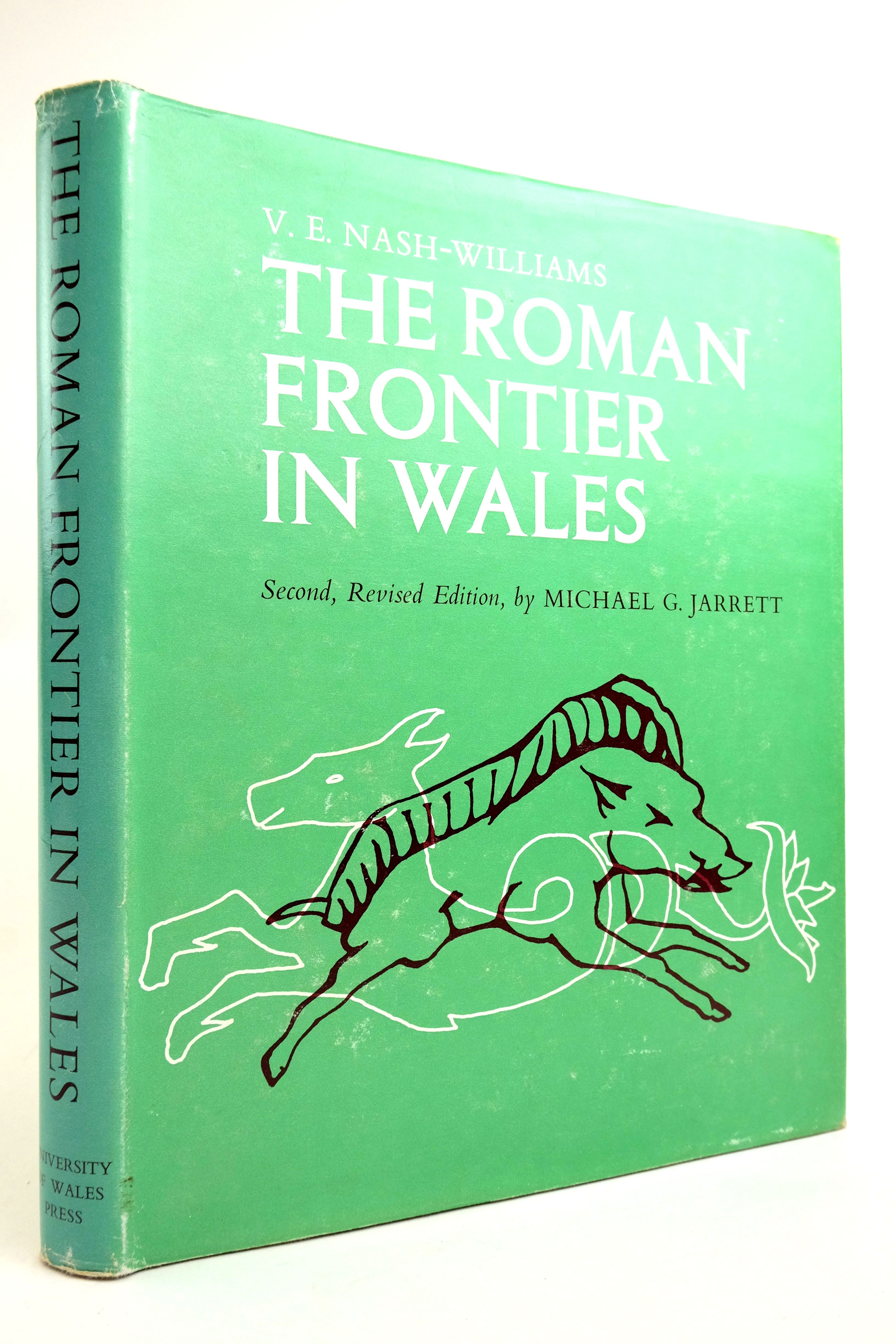 Photo of THE ROMAN FRONTIER IN WALES- Stock Number: 2135540