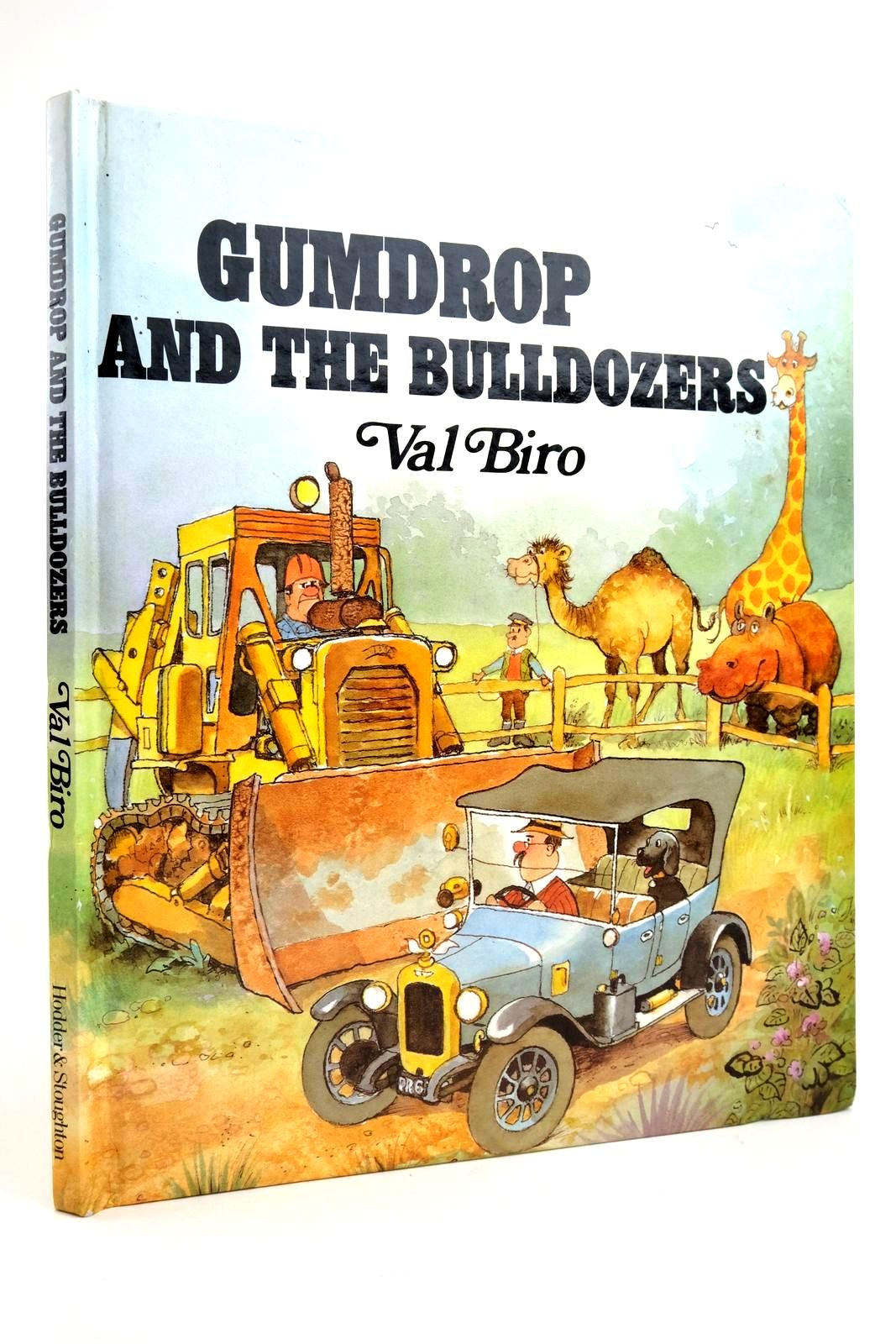 Photo of GUMDROP AND THE BULLDOZERS- Stock Number: 2135541